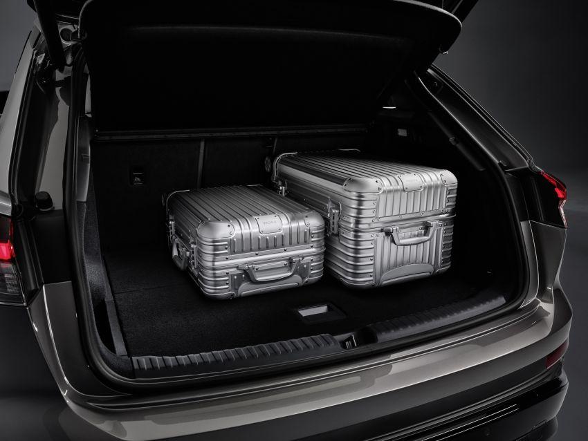 Audi Q4 e-tron, Q4 Sportback e-tron diperkenalkan – tiga varian penjana kuasa, jarak hingga 520 km, 299 PS Image #1281367