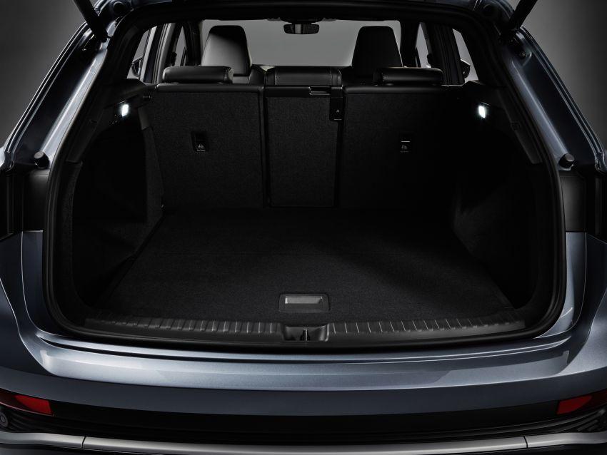 Audi Q4 e-tron, Q4 Sportback e-tron diperkenalkan – tiga varian penjana kuasa, jarak hingga 520 km, 299 PS Image #1281371