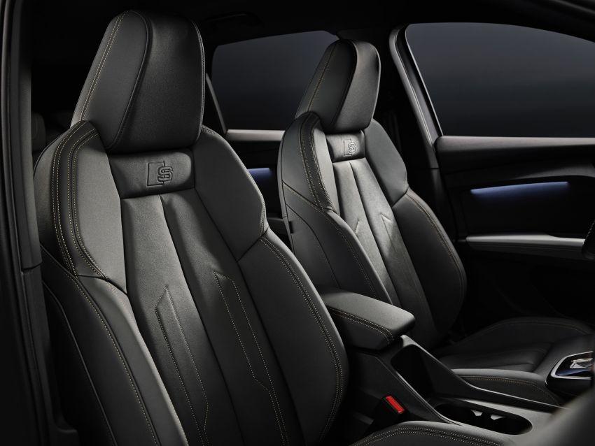 Audi Q4 e-tron, Q4 Sportback e-tron diperkenalkan – tiga varian penjana kuasa, jarak hingga 520 km, 299 PS Image #1281431