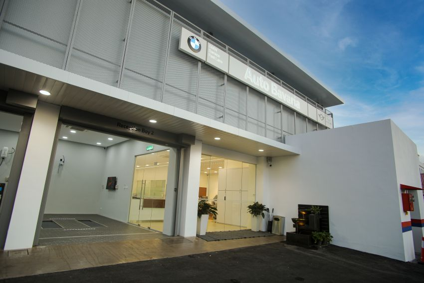 Auto Bavaria launches its first-ever Service Fast Lane centre in Penang – dedicated to BMW and MINI models Image #1288401