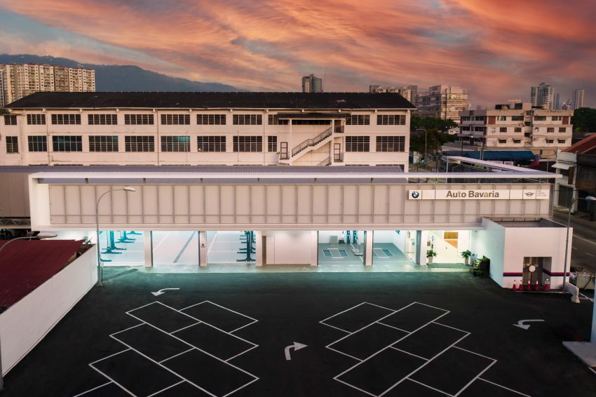 Auto Bavaria launches its first-ever Service Fast Lane centre in Penang – dedicated to BMW and MINI models Image #1288402