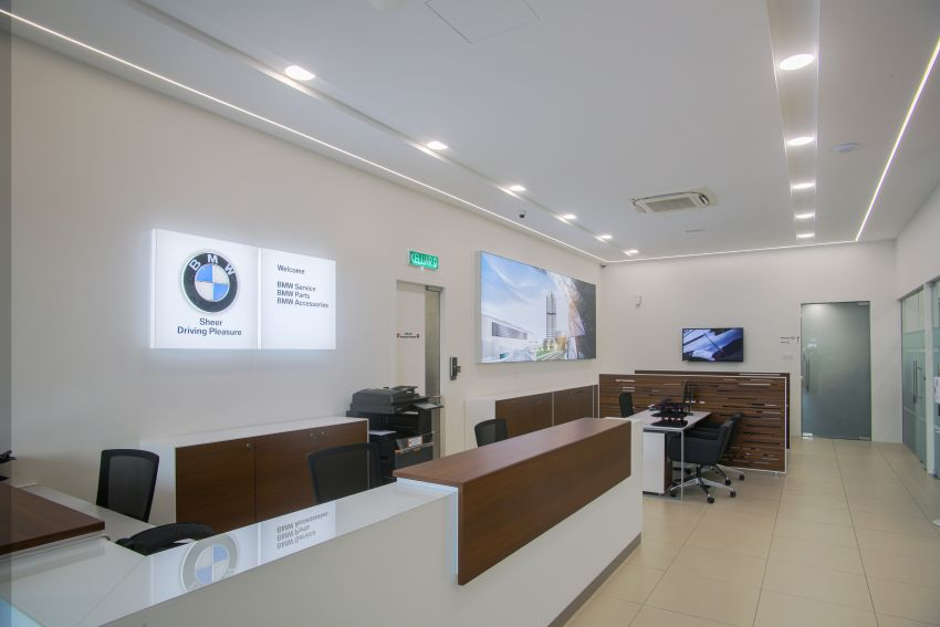 Auto Bavaria launches its first-ever Service Fast Lane centre in Penang – dedicated to BMW and MINI models Image #1288408