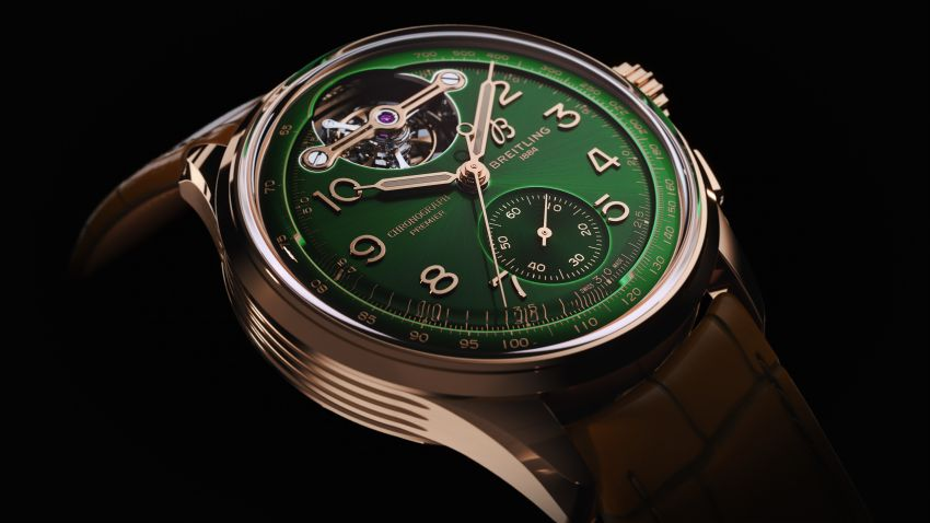New Breitling Premier B21 Chronograph Tourbillon 42 Bentley Limited Edition – 25 units only, costs RM214k Image #1275173