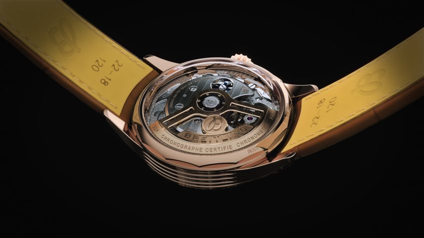 New Breitling Premier B21 Chronograph Tourbillon 42 Bentley Limited Edition – 25 units only, costs RM214k Image #1275178