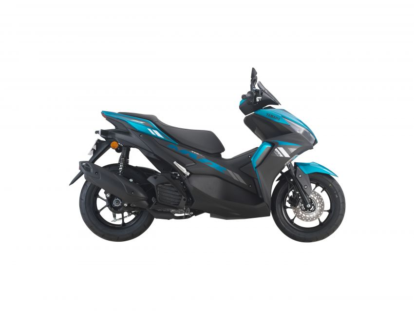 2021 Yamaha NVX now in Malaysia, from RM8,998 Image #1288635