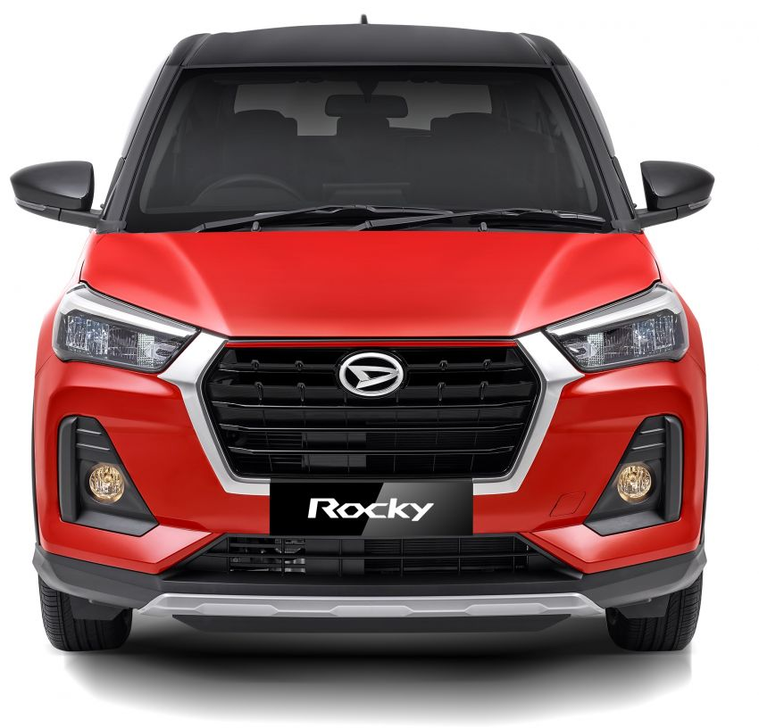 Daihatsu Rocky launched in Indonesia – 1.2L NA and 1.0L turbo, M/T or CVT, ASA available, RM61k to RM67k Image #1288957