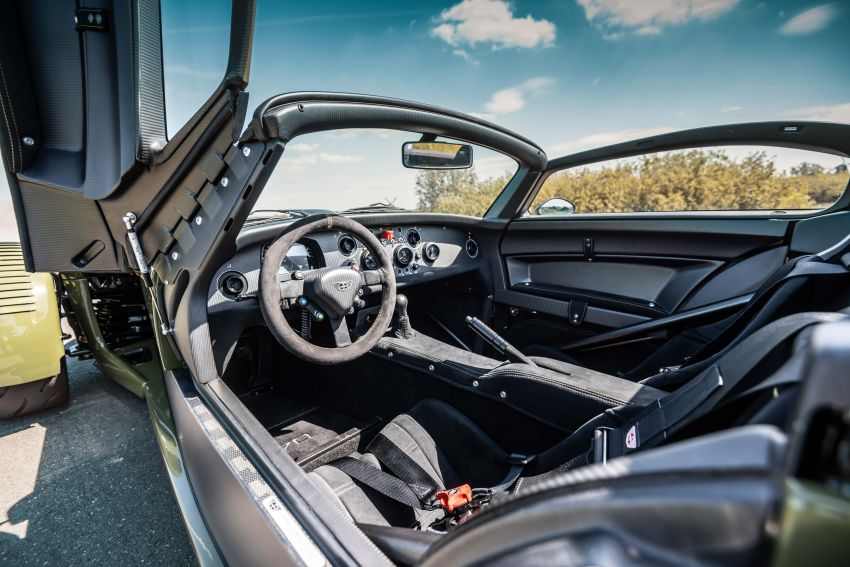 Ex-Core releases revolutionary low-waste carbon-fibre manufacturing process, to be used in F1 cars soon? Image #1286012