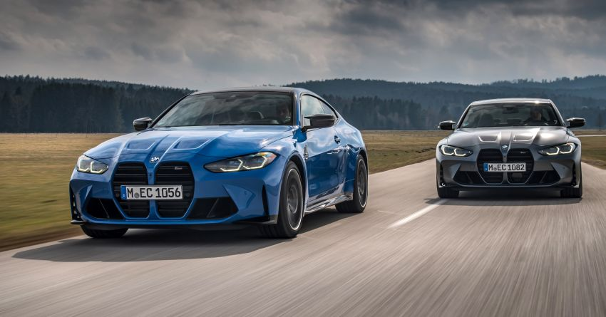 G80 BMW M3 and G82 M4 gain M xDrive AWD system – 510 PS and 650 Nm; 0-100 km/h in just 3.5 seconds Image #1283455