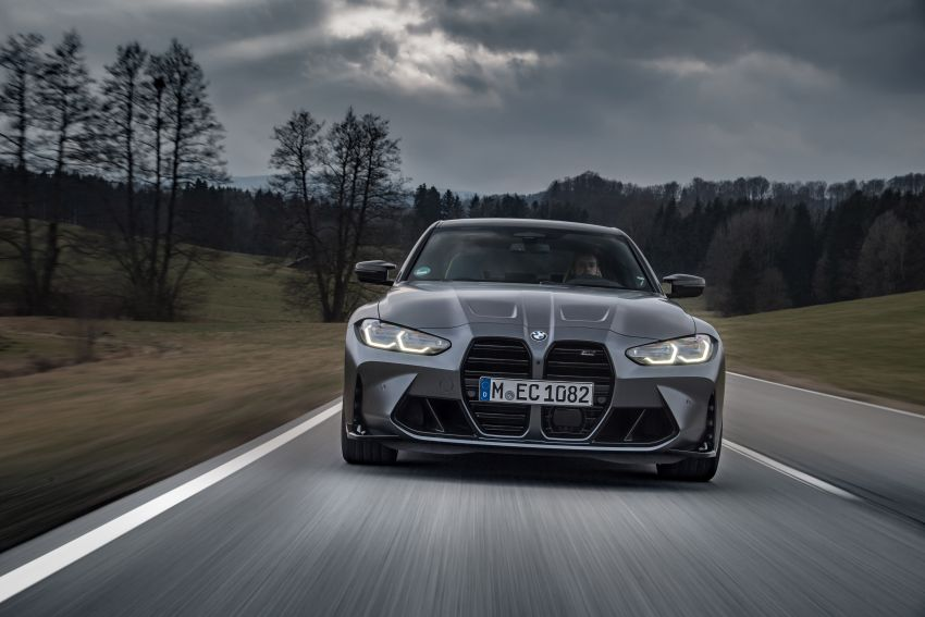 G80 BMW M3 and G82 M4 gain M xDrive AWD system – 510 PS and 650 Nm; 0-100 km/h in just 3.5 seconds Image #1283459