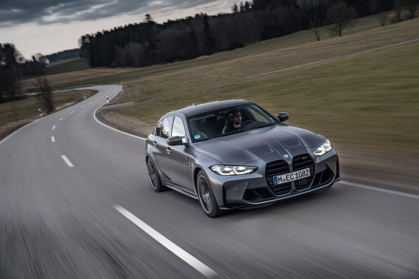G80 BMW M3 and G82 M4 gain M xDrive AWD system – 510 PS and 650 Nm; 0-100 km/h in just 3.5 seconds Image #1283470