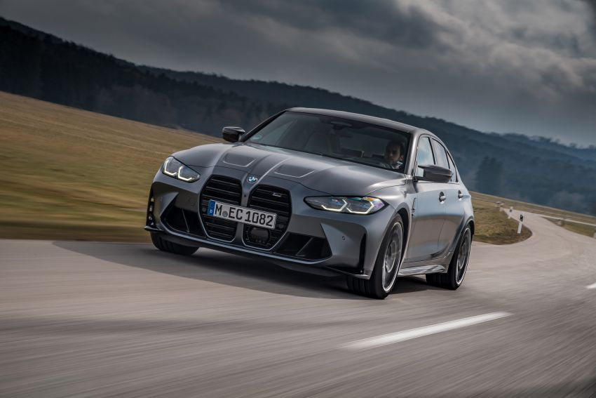G80 BMW M3 and G82 M4 gain M xDrive AWD system – 510 PS and 650 Nm; 0-100 km/h in just 3.5 seconds Image #1283472