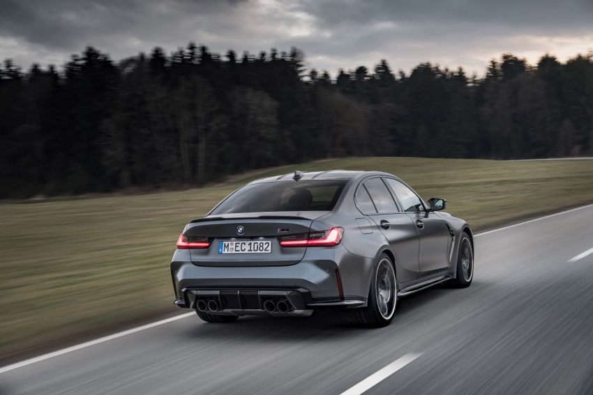 G80 BMW M3 and G82 M4 gain M xDrive AWD system – 510 PS and 650 Nm; 0-100 km/h in just 3.5 seconds Image #1283474