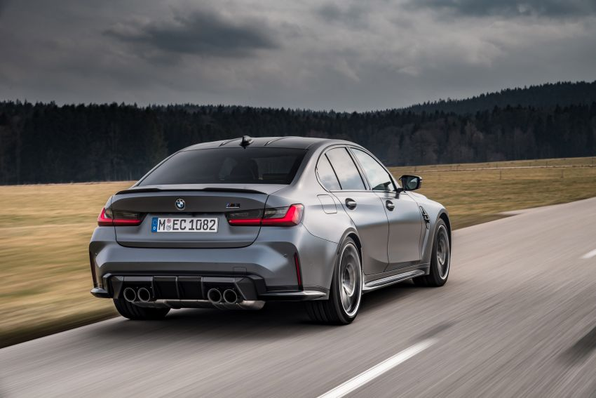 G80 BMW M3 and G82 M4 gain M xDrive AWD system – 510 PS and 650 Nm; 0-100 km/h in just 3.5 seconds Image #1283475