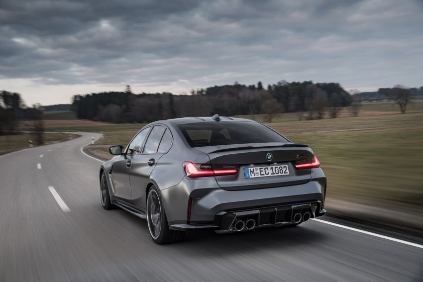 G80 BMW M3 and G82 M4 gain M xDrive AWD system – 510 PS and 650 Nm; 0-100 km/h in just 3.5 seconds Image #1283476