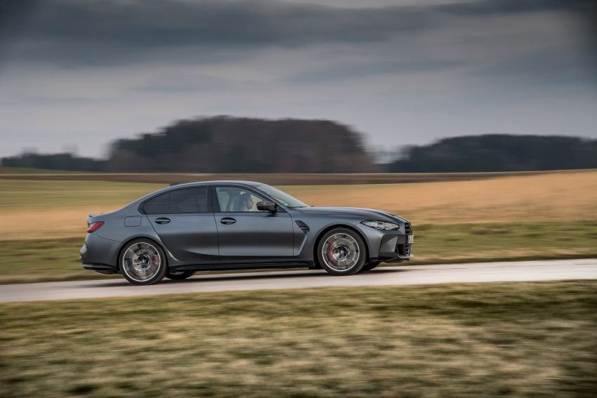 G80 BMW M3 and G82 M4 gain M xDrive AWD system – 510 PS and 650 Nm; 0-100 km/h in just 3.5 seconds Image #1283477