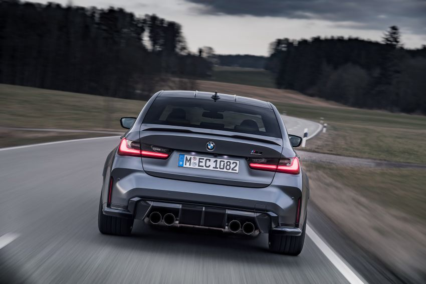 G80 BMW M3 and G82 M4 gain M xDrive AWD system – 510 PS and 650 Nm; 0-100 km/h in just 3.5 seconds Image #1283478