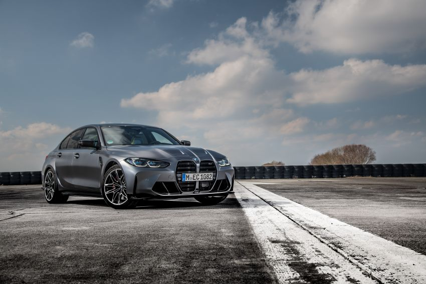 G80 BMW M3 and G82 M4 gain M xDrive AWD system – 510 PS and 650 Nm; 0-100 km/h in just 3.5 seconds Image #1283480