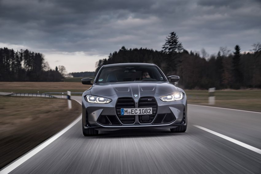 G80 BMW M3 and G82 M4 gain M xDrive AWD system – 510 PS and 650 Nm; 0-100 km/h in just 3.5 seconds Image #1283460