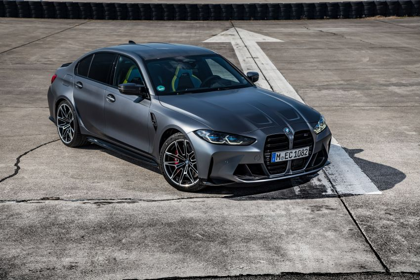 G80 BMW M3 and G82 M4 gain M xDrive AWD system – 510 PS and 650 Nm; 0-100 km/h in just 3.5 seconds Image #1283481