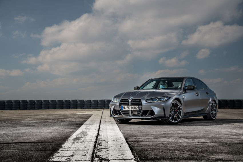 G80 BMW M3 and G82 M4 gain M xDrive AWD system – 510 PS and 650 Nm; 0-100 km/h in just 3.5 seconds Image #1283482