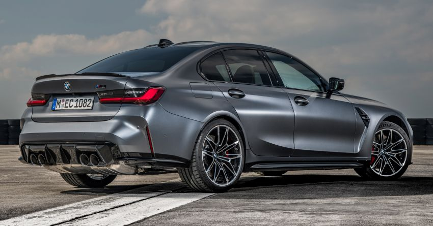 G80 BMW M3 and G82 M4 gain M xDrive AWD system – 510 PS and 650 Nm; 0-100 km/h in just 3.5 seconds Image #1283484