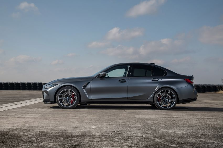 G80 BMW M3 and G82 M4 gain M xDrive AWD system – 510 PS and 650 Nm; 0-100 km/h in just 3.5 seconds Image #1283486
