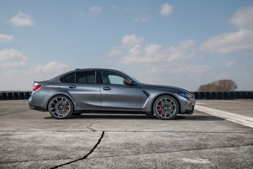 G80 BMW M3 and G82 M4 gain M xDrive AWD system – 510 PS and 650 Nm; 0-100 km/h in just 3.5 seconds Image #1283487