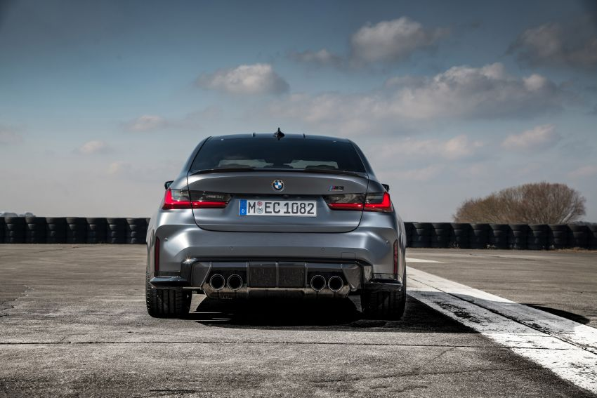 G80 BMW M3 and G82 M4 gain M xDrive AWD system – 510 PS and 650 Nm; 0-100 km/h in just 3.5 seconds Image #1283488