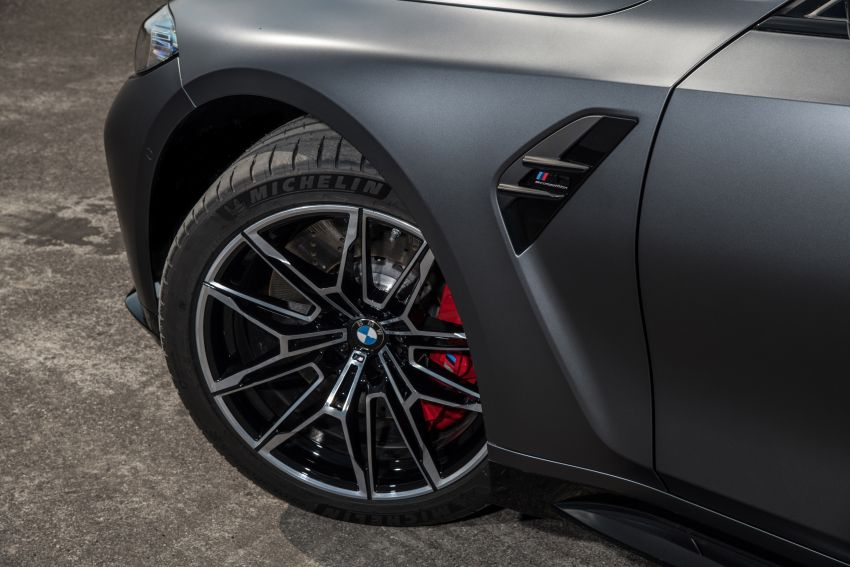 G80 BMW M3 and G82 M4 gain M xDrive AWD system – 510 PS and 650 Nm; 0-100 km/h in just 3.5 seconds Image #1283491
