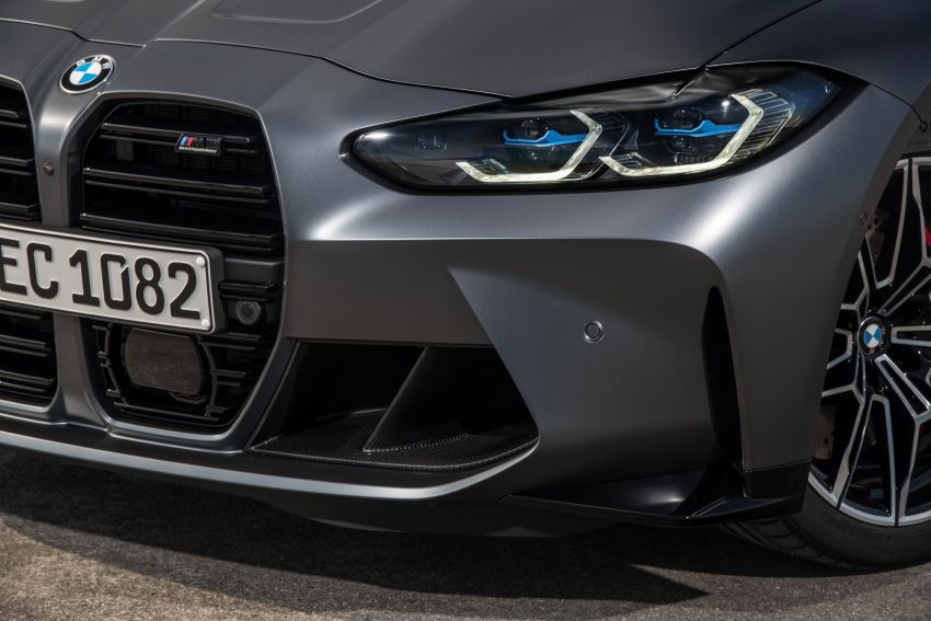 G80 BMW M3 and G82 M4 gain M xDrive AWD system – 510 PS and 650 Nm; 0-100 km/h in just 3.5 seconds Image #1283494
