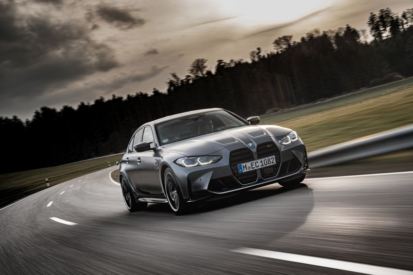 G80 BMW M3 and G82 M4 gain M xDrive AWD system – 510 PS and 650 Nm; 0-100 km/h in just 3.5 seconds Image #1283462