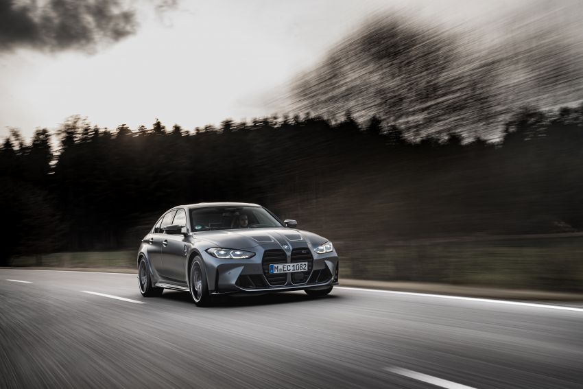 G80 BMW M3 and G82 M4 gain M xDrive AWD system – 510 PS and 650 Nm; 0-100 km/h in just 3.5 seconds Image #1283463
