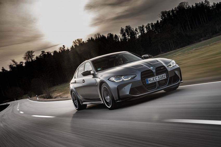 G80 BMW M3 and G82 M4 gain M xDrive AWD system – 510 PS and 650 Nm; 0-100 km/h in just 3.5 seconds Image #1283464