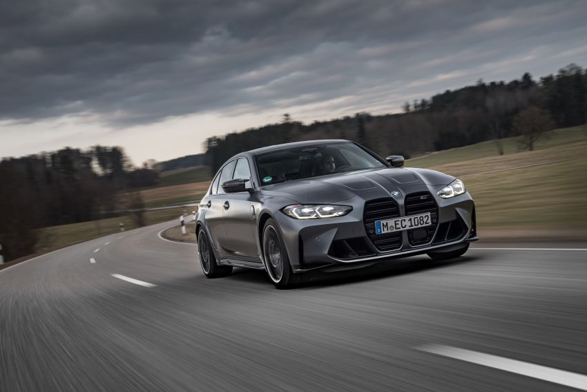 G80 BMW M3 and G82 M4 gain M xDrive AWD system – 510 PS and 650 Nm; 0-100 km/h in just 3.5 seconds Image #1283466