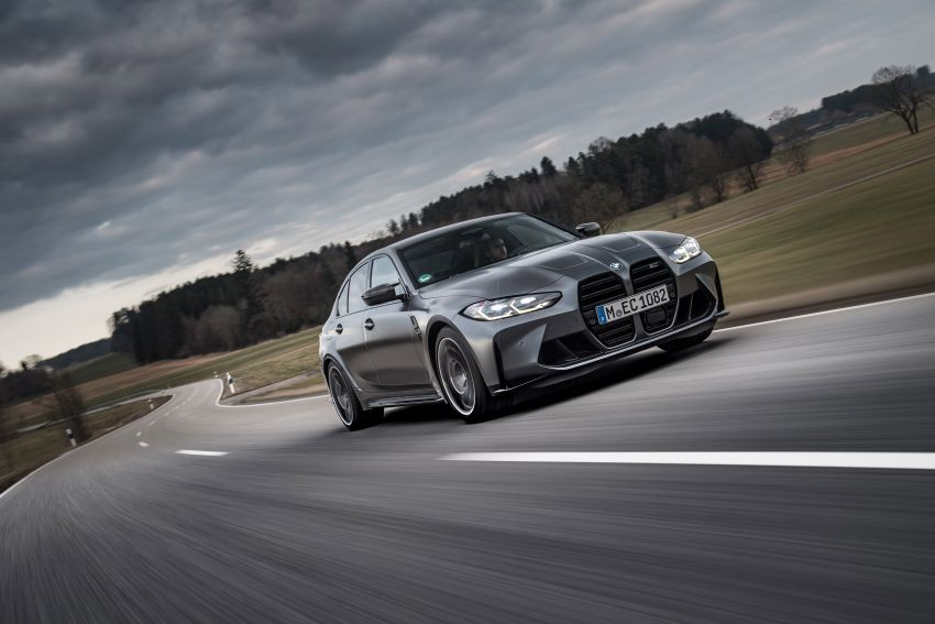 G80 BMW M3 and G82 M4 gain M xDrive AWD system – 510 PS and 650 Nm; 0-100 km/h in just 3.5 seconds Image #1283469
