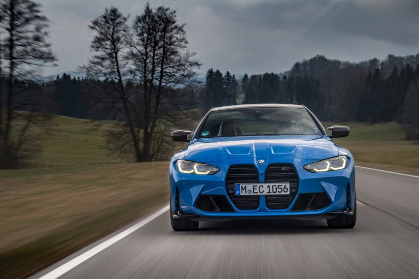 G80 BMW M3 and G82 M4 gain M xDrive AWD system – 510 PS and 650 Nm; 0-100 km/h in just 3.5 seconds Image #1283497