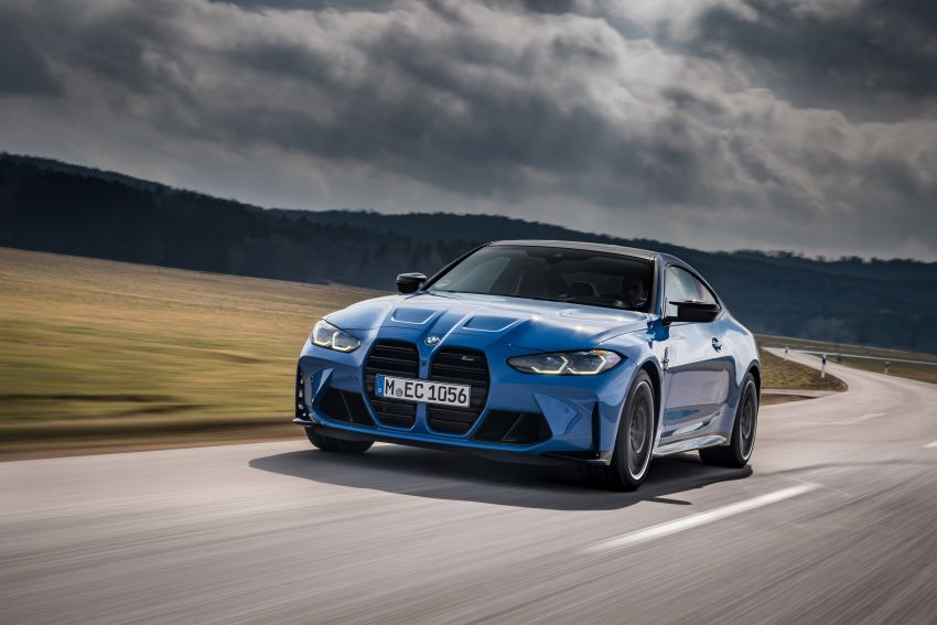 G80 BMW M3 and G82 M4 gain M xDrive AWD system – 510 PS and 650 Nm; 0-100 km/h in just 3.5 seconds Image #1283506