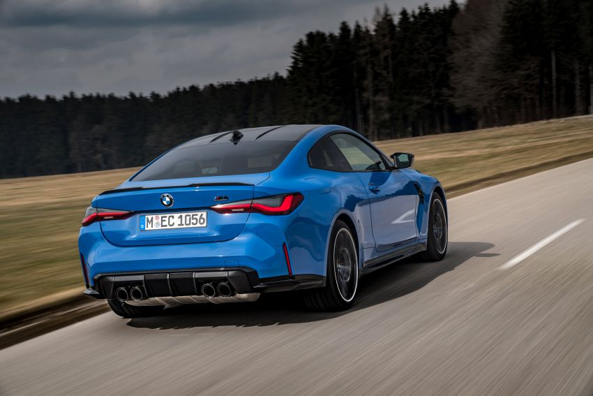 G80 BMW M3 and G82 M4 gain M xDrive AWD system – 510 PS and 650 Nm; 0-100 km/h in just 3.5 seconds Image #1283508