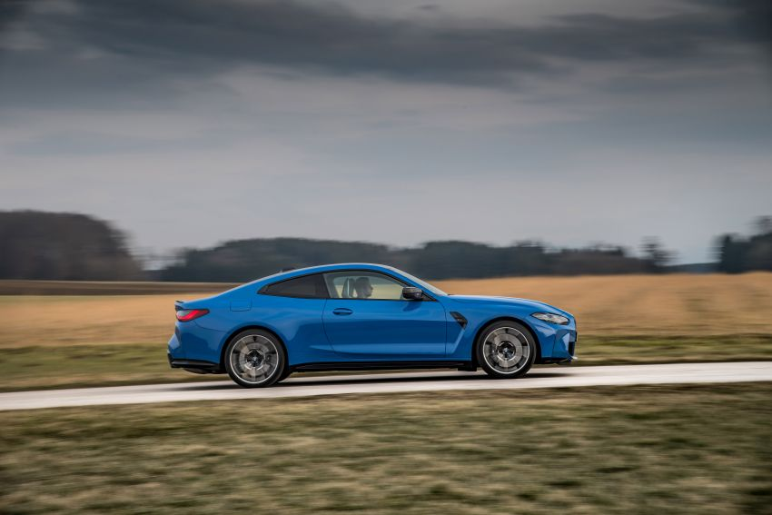 G80 BMW M3 and G82 M4 gain M xDrive AWD system – 510 PS and 650 Nm; 0-100 km/h in just 3.5 seconds Image #1283510