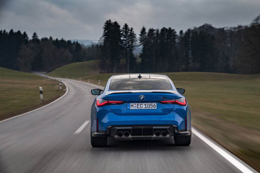 G80 BMW M3 and G82 M4 gain M xDrive AWD system – 510 PS and 650 Nm; 0-100 km/h in just 3.5 seconds Image #1283511