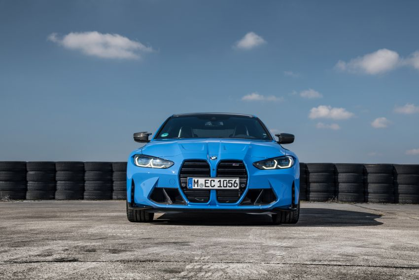 G80 BMW M3 and G82 M4 gain M xDrive AWD system – 510 PS and 650 Nm; 0-100 km/h in just 3.5 seconds Image #1283512