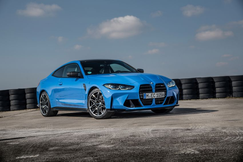 G80 BMW M3 and G82 M4 gain M xDrive AWD system – 510 PS and 650 Nm; 0-100 km/h in just 3.5 seconds Image #1283513
