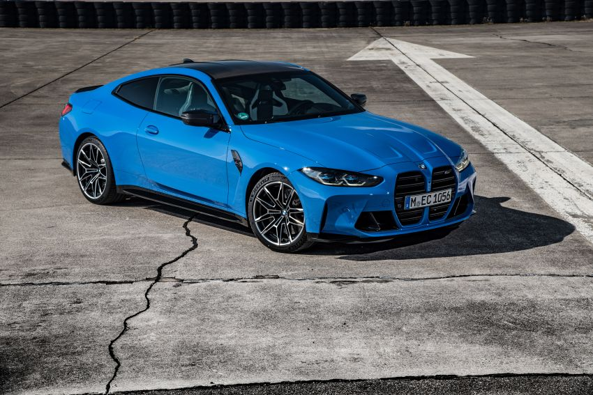 G80 BMW M3 and G82 M4 gain M xDrive AWD system – 510 PS and 650 Nm; 0-100 km/h in just 3.5 seconds Image #1283514