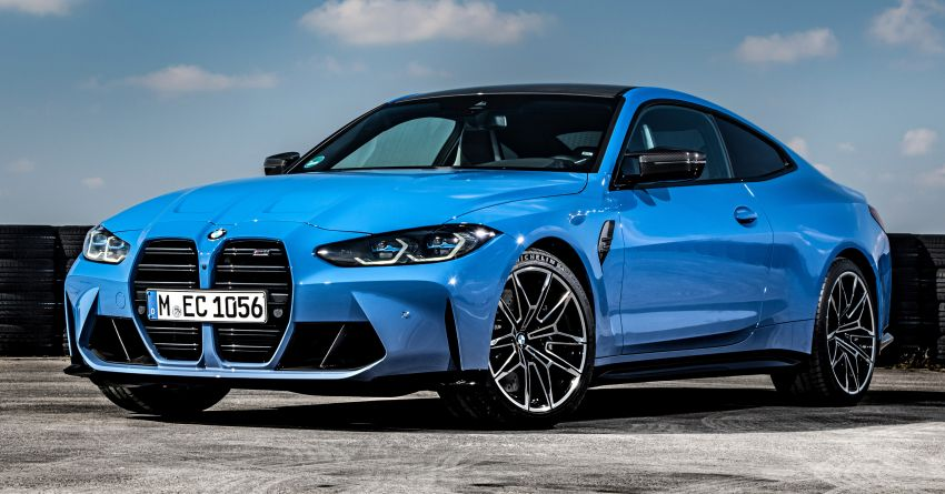 G80 BMW M3 and G82 M4 gain M xDrive AWD system – 510 PS and 650 Nm; 0-100 km/h in just 3.5 seconds Image #1283515
