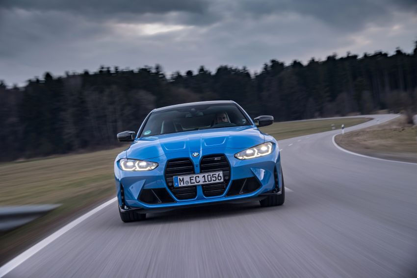 G80 BMW M3 and G82 M4 gain M xDrive AWD system – 510 PS and 650 Nm; 0-100 km/h in just 3.5 seconds Image #1283498