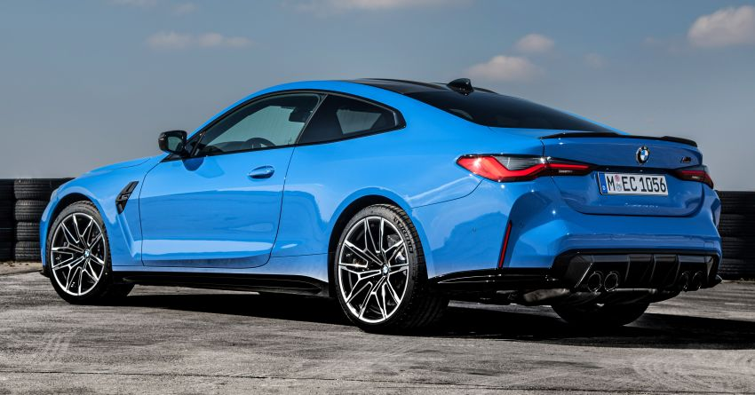 G80 BMW M3 and G82 M4 gain M xDrive AWD system – 510 PS and 650 Nm; 0-100 km/h in just 3.5 seconds Image #1283517