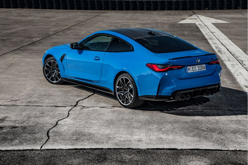 G80 BMW M3 and G82 M4 gain M xDrive AWD system – 510 PS and 650 Nm; 0-100 km/h in just 3.5 seconds Image #1283518