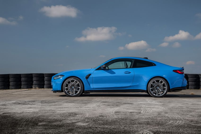 G80 BMW M3 and G82 M4 gain M xDrive AWD system – 510 PS and 650 Nm; 0-100 km/h in just 3.5 seconds Image #1283520