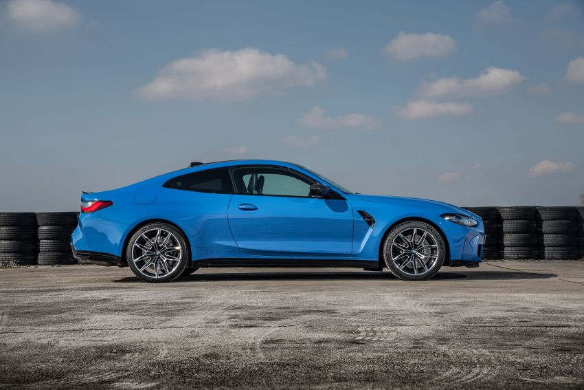 G80 BMW M3 and G82 M4 gain M xDrive AWD system – 510 PS and 650 Nm; 0-100 km/h in just 3.5 seconds Image #1283521