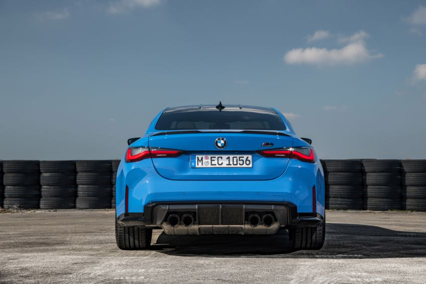 G80 BMW M3 and G82 M4 gain M xDrive AWD system – 510 PS and 650 Nm; 0-100 km/h in just 3.5 seconds Image #1283522